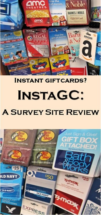 A review of InstaGC, a survey site review