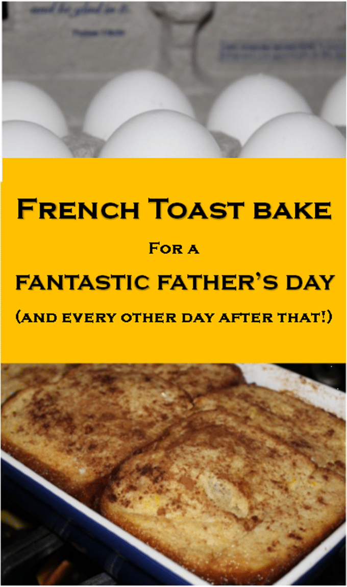 Best brunch idea ever!! Father's Day breakfast idea.