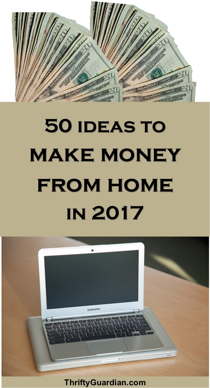 Make money from home, ideas to make money online, passive income ideas