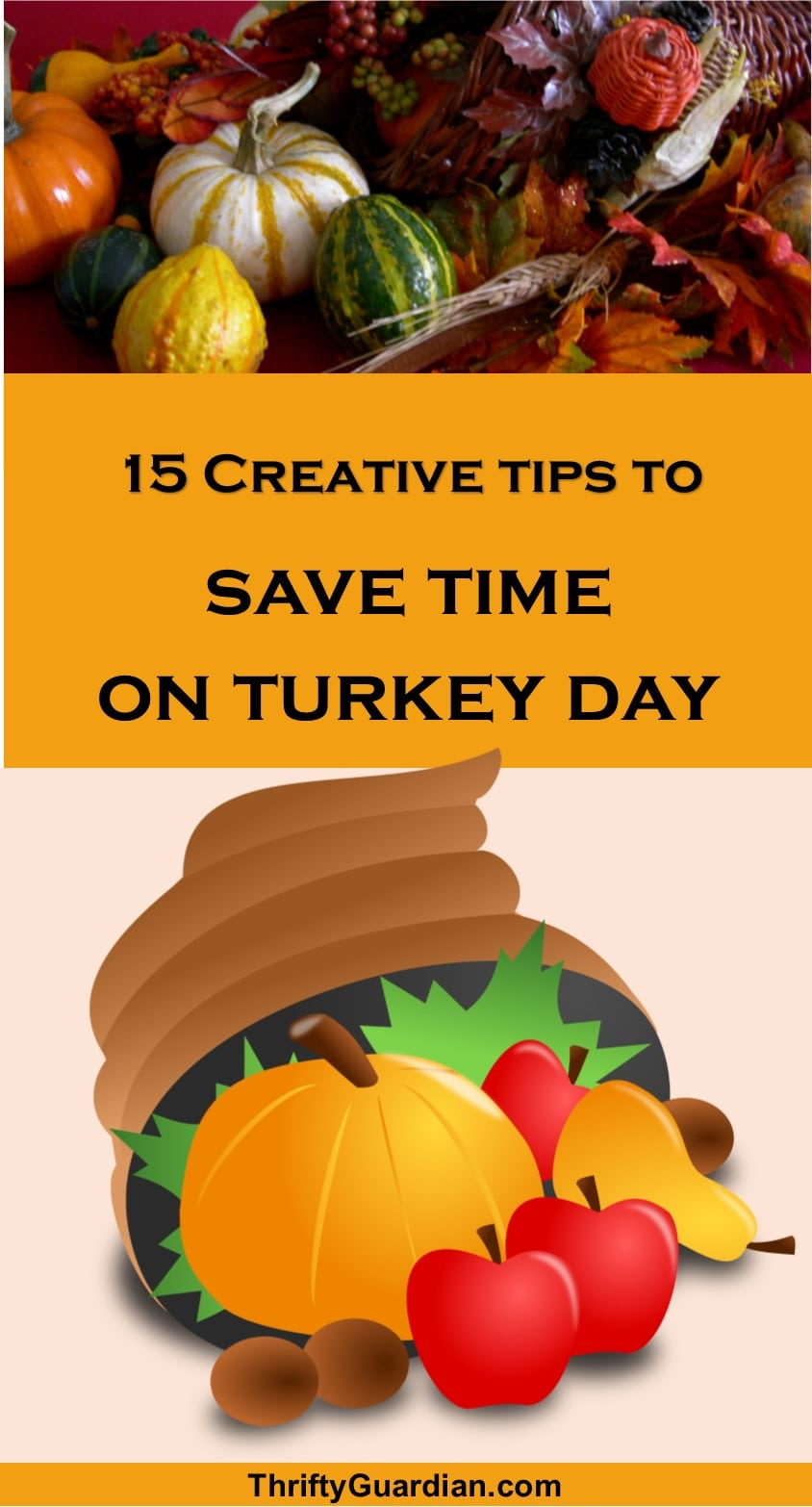 Save time on thanksgiving, thanksgiving hacks, cooking hacks, save time entertaining, kitchen hacks, thanksgiving tips, holiday tips