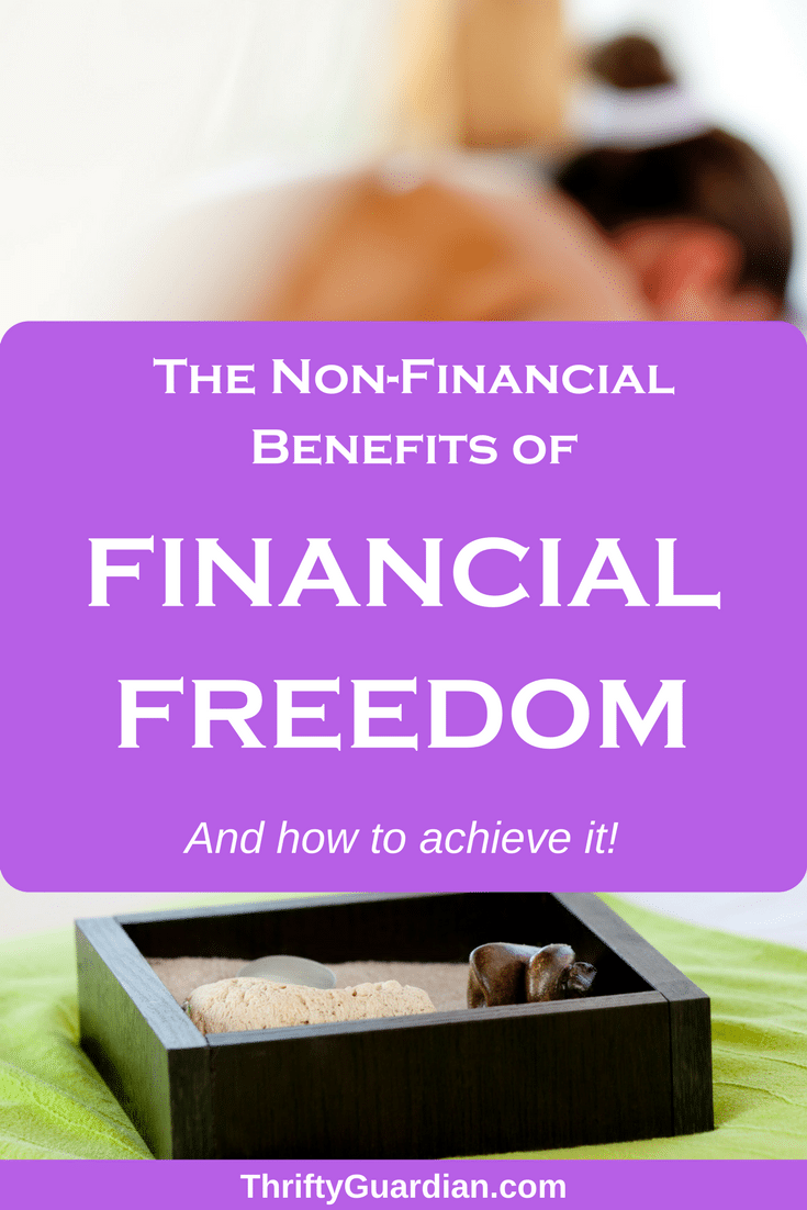 Financial freedom offers more than just freedom from paying bills; click through to learn more about financial freedom and how to achieve it!