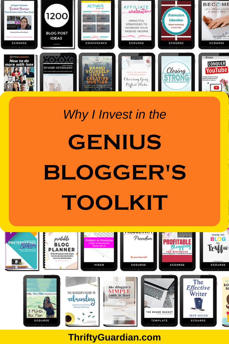 Genius Bloggers Toolkit