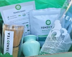 tenzo tea review matcha