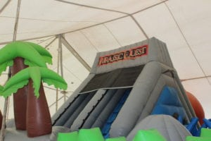 jurassic quest bounce house