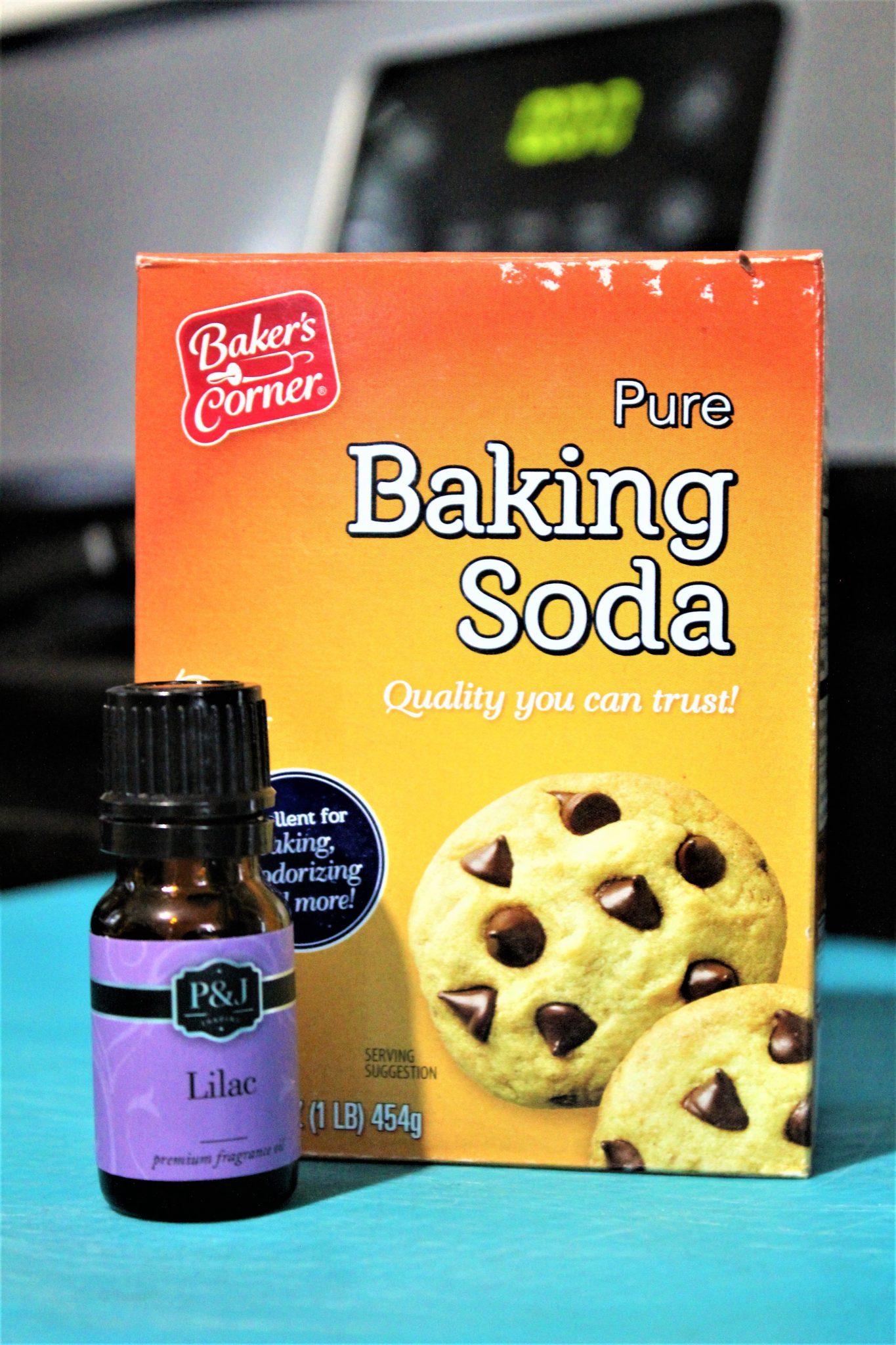 baking soda carpet deodorizer
