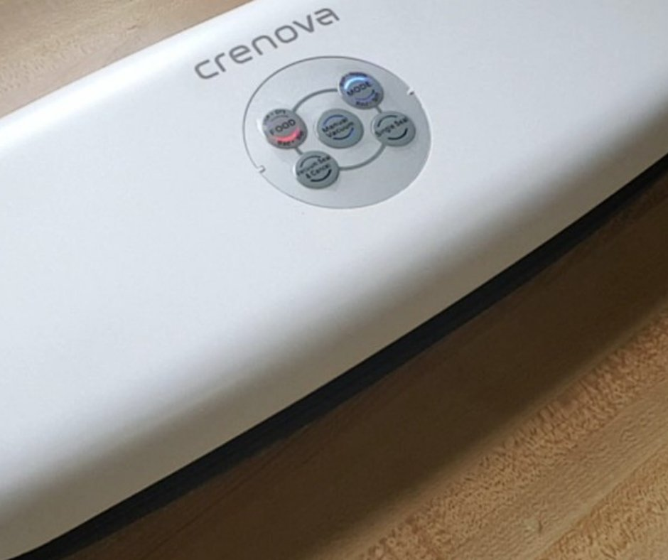 crenova food sealer review