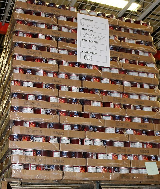 food drive donation ideas