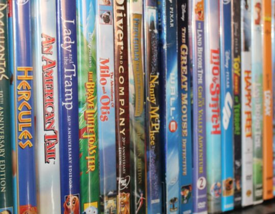 movies for preschoolers
